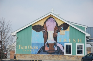 Fair Oaks sign
