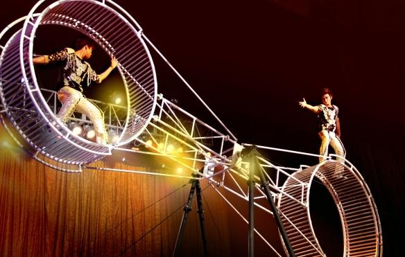 Cirque Shanghai Wheel of Destiny