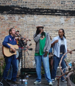 Gangstagrass at City Winery
