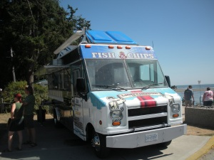 Fish and Chips and Fish Taco Truck