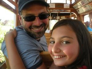 Riding Trolley Car #23