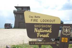 Clay Butte Fire Tower