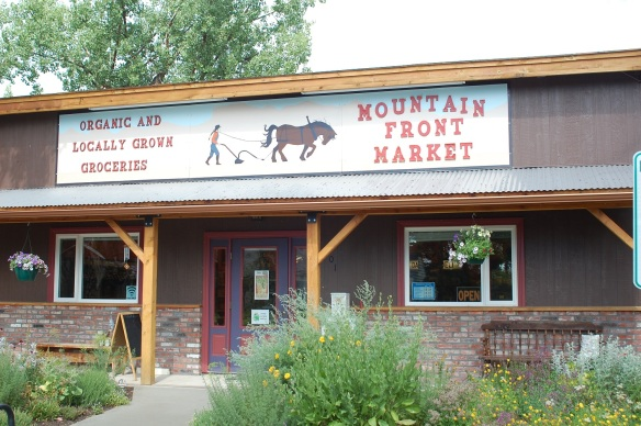 Mountain Front Market in Choteau, MT