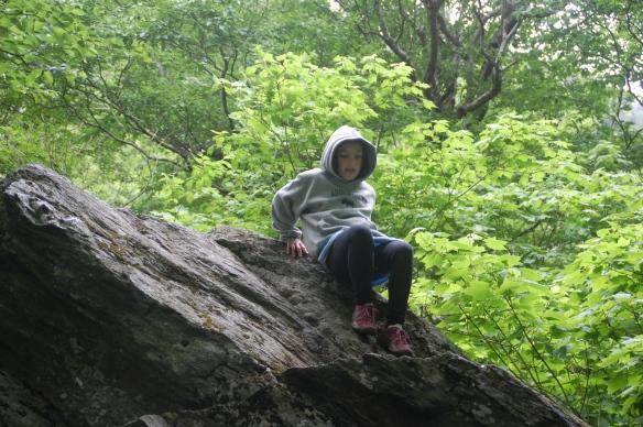 Rock Climbing in VT