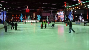 Ice Skating in Rosemont