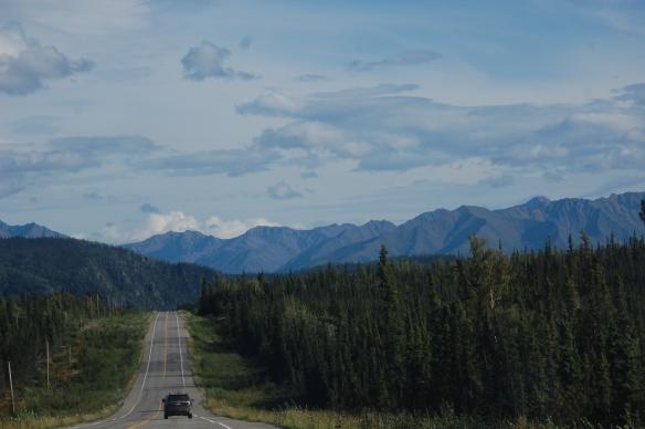 On The Alaskan Highway