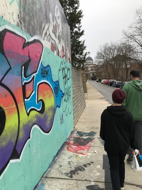 OU Graffiti