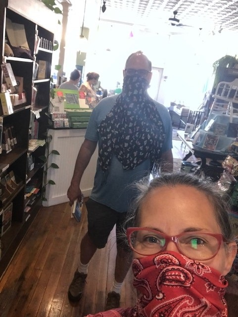 Robbing the Book Store